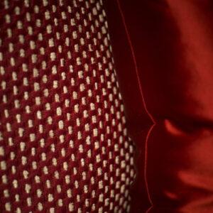 Burgundy red decor fabrics   Tessuti arredo bordeaux