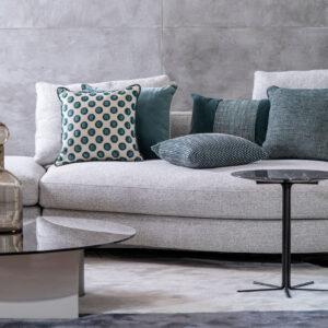 BROCHIER decorative cushions collection 2019 | Collezione di cuscini arredo BROCHIER