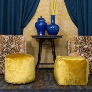 BROCHIER velvet upholstery fabric | Tessuto arredo in velluto | Tissu d'ameublement en velours